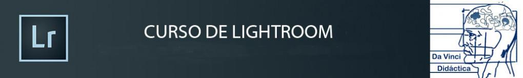 CURSOS de LIGHTROOM y FOTOGRAfÍA
